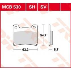 LUCAS MCB 530