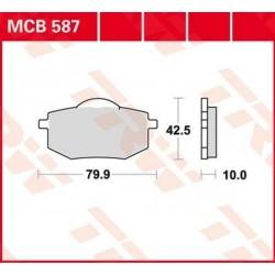 LUCAS MCB 587