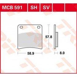 LUCAS MCB 591