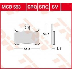 LUCAS MCB 593
