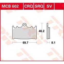 LUCAS MCB 602