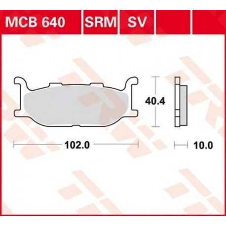 LUCAS MCB 640
