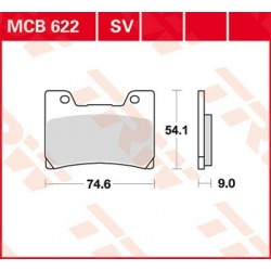 LUCAS MCB 622
