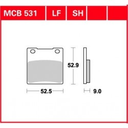 LUCAS MCB 531LF