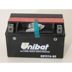 UNIBAT CBTX7A-BS (YTX7A-BS)