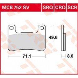 LUCAS MCB 752 SV