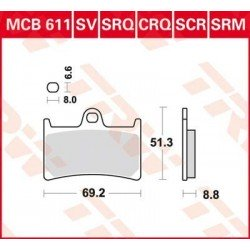 LUCAS MCB 611 SV