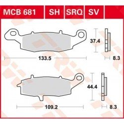 LUCAS MCB 681
