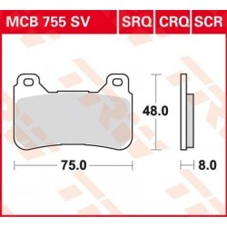 LUCAS MCB 755 SV