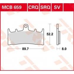 LUCAS MCB 659