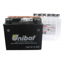 UNIBAT YTX12-BS (CBTX12-BS) AGM